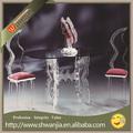 Mobília acrílica/acrílico cadeira mobília/acrílico da cadeira do casamento