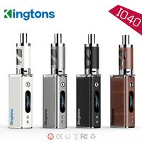 Electronic cigarette FREE sample free shipping! Kingtons original design i040 mini box mod, 18650 big battery mod e-cigarette!