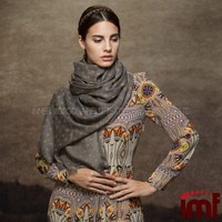 Cashmere Silk Scarves Wholesale Pashmina Shawl
