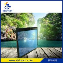 Alta resolución de 46 pulgadas transparente puerta del refrigerador samsung originales 100% nuevo