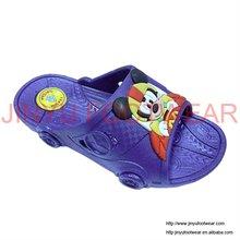 2012 kids cute cartoon flip-flops slippers