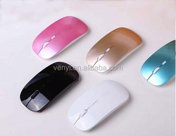 Delicate Candy Color 2.4Ghz Wireless Mouse for PC/Notebook