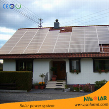 Customized 5W to 20KW home solar kit for 11years experience/panel solar kit
