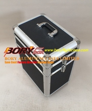Customized Aluminum equipment tool boxes with wheels