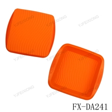 DA241 silicone cooking molds molds for baking cupcake cake mould