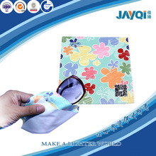 micro fiber cleaning cloth for lady sunglasses
