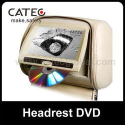 Special skoda octavia dvd for seatback entainment system