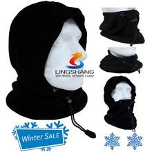 Jungle men Fashion winter hat for man and woman warm head hat fleece winter face masks protected ear ski mask hats snowboard cap
