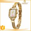 Kingsky brand quartz watch new fashion female models diamond watch golden