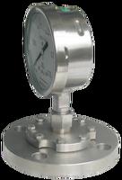 Y-M series diaphragm seal pressure gauge