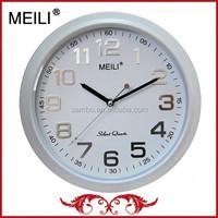 Sambo Clock Manufacturer Silent Quartz Analog Clocks