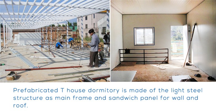 Panneau sandwich maison pr fabriqu e modulaire vendre maisons pr fabriqu es id de produit for Maison prefabriquee occasion