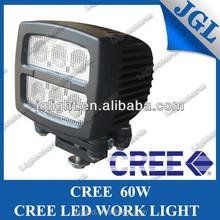 Truck fog led light ip68 auto parts 24v led work lamp cree