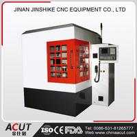 high precision CNC engraving and milling machine 6060 metal engraving machine