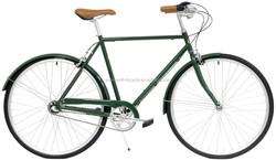 Snowwolf-bicycle customer design 700C track fixed gear bicycle single speed city bike SW-700C-M0079