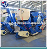 HST Mobile road surface shot blasting machine/Environmental protection dust removing equipment