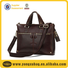 2014 The new British fashion cowhide leather handbags shoulder messenger totes