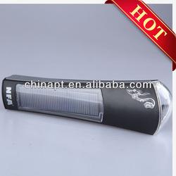 car solar energy and battery LED emergency working light