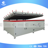 2200x2200 Electric Oli Heated Solar Panel Vacuum Laminator