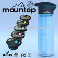 Botella de vidrio de 750 ml de agua Voss al por mayor directamente de fábrica nuevo diseño