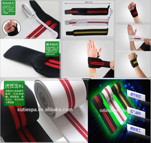 China factoryWrist Wraps (Pairs) for Weight lifting/Crossfit/Power lifting/Bodybuilding - For Women & Men