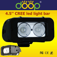 20W led working light bar IP67 auto tuning led light bar for car