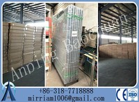 Hot dipped galvanized dog cage pet house/dog kennel cage