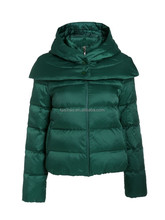 Women designer winter coats - down feather padded jackets cheap wholesale china