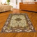 6'x9' ranian seda corredor tapete mão atada tapete do corredor