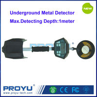 Hot Sell 1meter Detecting Depth Underground Metal Detector Hunting Treasure Metal etc PY-MD3010