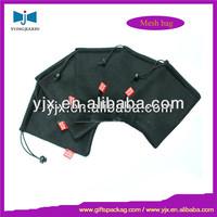 wholesale small net zipper nylon mesh bags