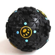 New pet product dog toy ball/dog educational toy with can put pet dog food inside