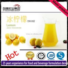 6 Times Lemon Syrup Concentrate Fruit Juice