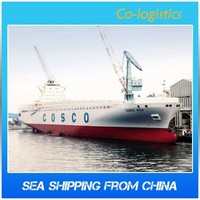 Ocean ship - Container space from South China to USA