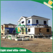 wood prefabricated villas