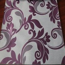 Wholesale fire retardant velvet jacquard blackout curtain fabric for drapery panel