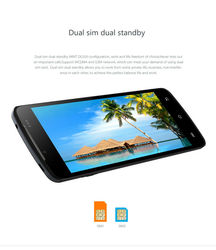 """5.0"""" 3G android 4.2 Doogee DG300 MTK6572 Dual Core Doogee android phone in stock OEM"""