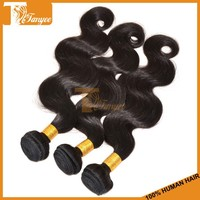 Sales 5 Bundles 10inches Good Quality 6A Unprocessed Virgin Body Wave Hair Human Indian Double Drawn Hair
