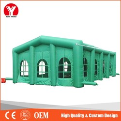 Green Inflatable House Marquee of Camping for Sale