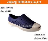 2015 cheap plastic EVA men's Sportful clogs garden shoes