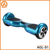 6.5 Inch Tire Self Balancing Electric Skateboard Angelol AGL-S1 laughing covered by greetings