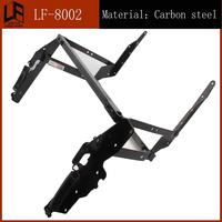 foshan hardware black dining table extension hardware,stand up desk adjustable height