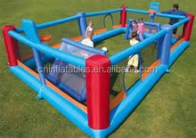 wholesale inflatable soccer arena, inflatable football pitch, inflatable soccer court