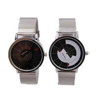New arrival fashion design circle face PAIDU watches