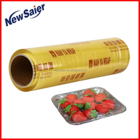 high quality Stretch film plastic wrap nanya cling film