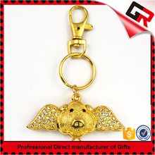 new promotional products 3d animal shaped keychain