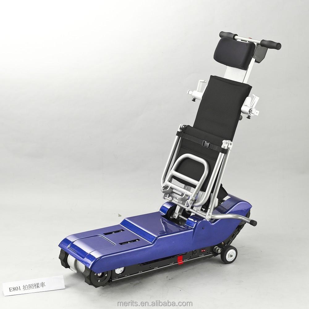 E801 electric climber stair climbing wheelchair buy for Motorized wheelchair stair climber