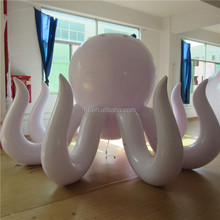 Party led giant inflatable octopus tentacle helium balloon