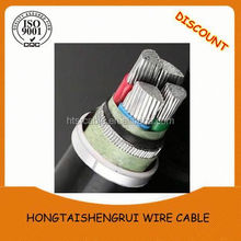 Silicone Insulated high temperature high voltage electric cable and wire