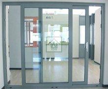 Hot sale thermal break taluminium window and door frame
